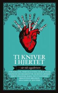 Ti kniver i hjertet (ebok) av Tom Egeland, Th