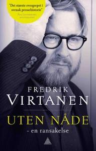 Uten nåde (ebok) av Fredrik Virtanen