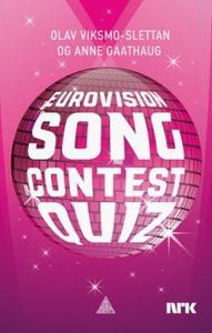 Eurovision song contest quiz (ebok) av Olav V