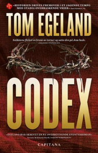 Codex (ebok) av Tom Egeland