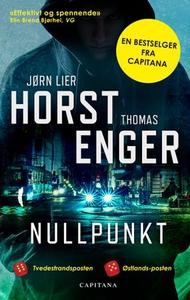 Nullpunkt (ebok) av Jørn Lier Horst, Thomas E
