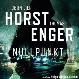 Nullpunkt (lydbok) av Jørn Lier Horst, Thomas