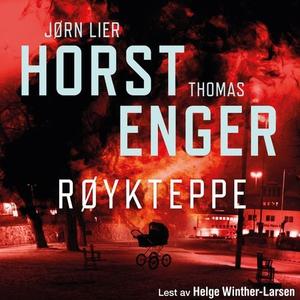 Røykteppe (lydbok) av Jørn Lier Horst, Thomas