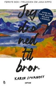 Jeg dro ned til bror (ebok) av Karin Smirnoff