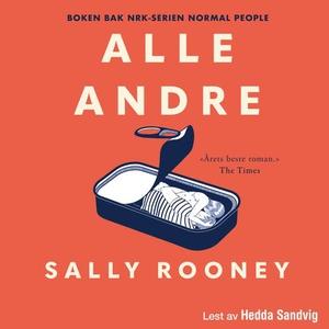 Alle andre (lydbok) av Sally Rooney
