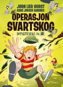 Operasjon Svartskog (ebok) av Jørn Lier Horst