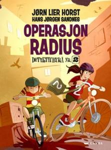 Operasjon Radius (ebok) av Jørn Lier Horst, H
