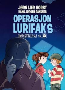 Operasjon Lurifaks (ebok) av Hans Jørgen Sand
