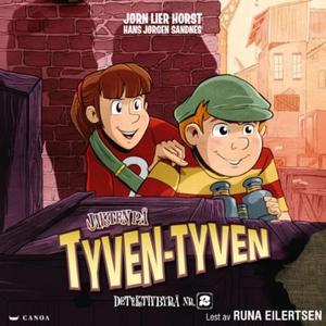 Jakten på Tyven-tyven (lydbok) av Jørn Lier H