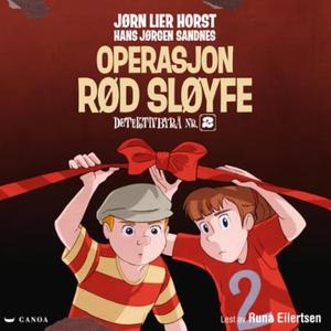 Operasjon Rød sløyfe (lydbok) av Jørn Lier Ho