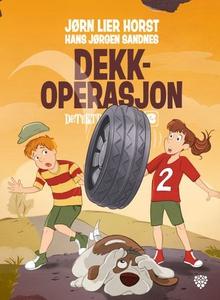 Dekkoperasjon (ebok) av Jørn Lier Horst