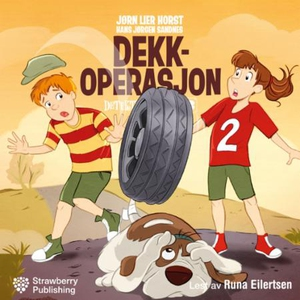Dekkoperasjon (lydbok) av Jørn Lier Horst