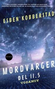 Vodanoy (ebok) av Esben Kobberstad