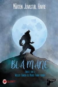 Blå måne (ebok) av Mårten Juvastøl Havre