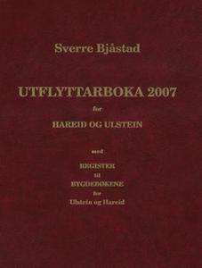 Utflyttarboka 2007 for Hareid og Ulstein (ebo