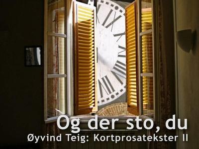 Og der sto, du? (ebok) av Øyvind Teig