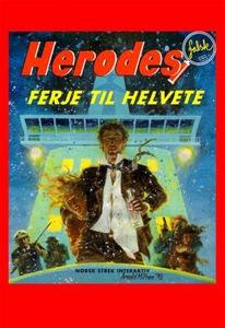Ferje til helvete! (ebok) av Herodes Falsk