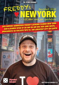 Freddys New York (ebok) av Freddy Kjensmo