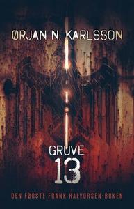 Gruve 13 (ebok) av Ørjan N. Karlsson