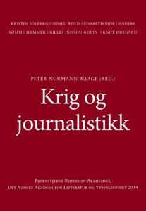 Krig og journalistikk (ebok) av