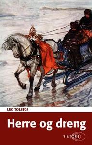 Herre og dreng (ebok) av Leo Tolstoj