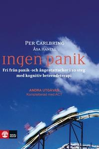 Ingen panik (e-bok) av Per Carlbring