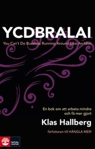 YCDBRALAI (e-bok) av Klas Hallberg