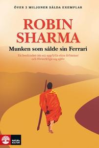 Munken som sålde sin Ferrari (e-bok) av Robin S