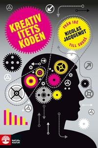Kreativitetskoden (e-bok) av Nicolas Jacquemot