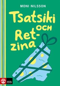 Tsatsiki och Retzina (e-bok) av Moni Nilsson