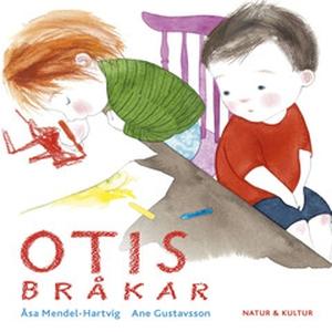 Otis bråkar (e-bok) av Åsa Mendel-Hartvig