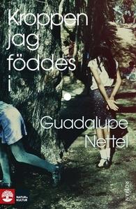 Kroppen jag föddes i (e-bok) av Guadalupe Nette