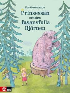 Prinsessan och den fasansfulla Björnen (e-bok)