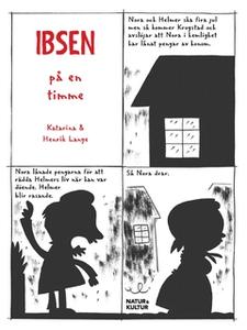Ibsen på en timme (e-bok) av Henrik Lange, Kata