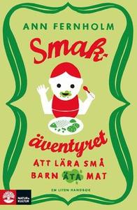 Smakäventyret (e-bok) av Ann Fernholm