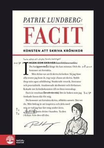 Facit (e-bok) av Patrik Lundberg