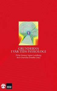 Grunderna i vår tids psykologi (e-bok) av Phili
