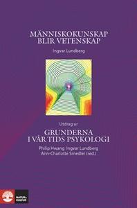Människokunskap blir vetenskap (e-bok) av Ingva