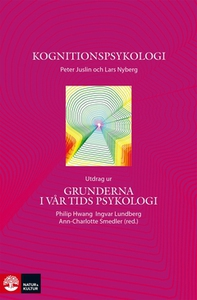 Kognitionspsykologi (e-bok) av Peter Juslin, La