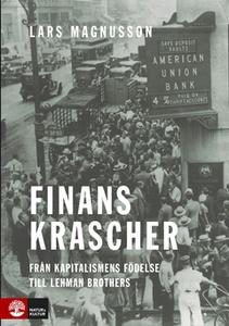 Finanskrascher (e-bok) av Lars Magnusson