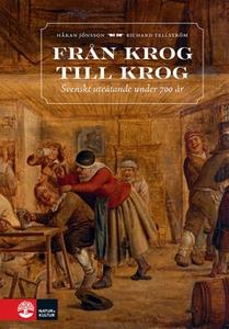 Från krog till krog (e-bok) av Håkan Jönsson, R