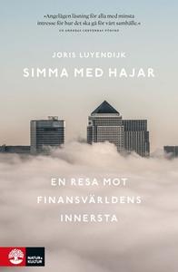Simma med hajar (e-bok) av Joris Luyendijk