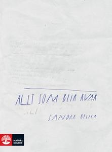 Allt som blir kvar (e-bok) av Sandra Beijer