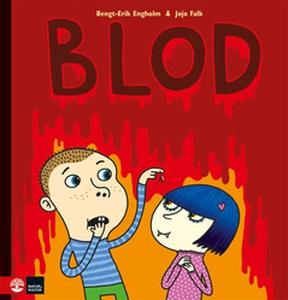 Blod (e-bok) av Bengt-Erik Engholm