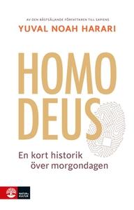Homo Deus (e-bok) av Yuval Noah Harari, Joachim