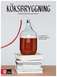 Köksbryggning (e-bok) av Jakob Nielsen, Mikael