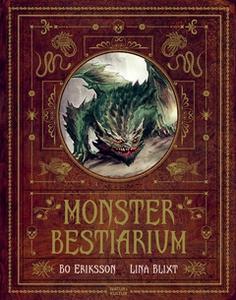 Monsterbestiarium (e-bok) av Bo Eriksson