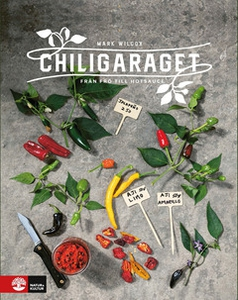 Chiligaraget (e-bok) av Mark Wilcox