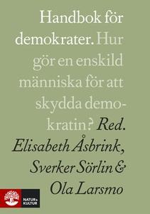Handbok för demokrater (e-bok) av Elisabeth Åsb