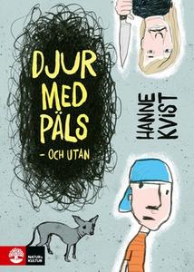 Djur med päls och utan (e-bok) av Hanne Kvist